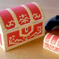 よくばりサイズの宝箱