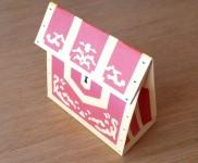 おしゃれかわいい(?)宝箱袋をコンビニのマルチコピー機で【期間終了】